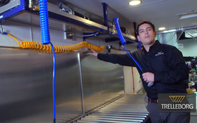Turnkey Trailer Streamlines Pipe Lining Process