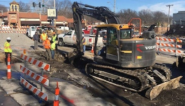 Utility's Proactive Replacement Program Produces Big Drop in Water Main Break Numbers