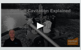 Understanding Suction Cavitation and How to Avoid It