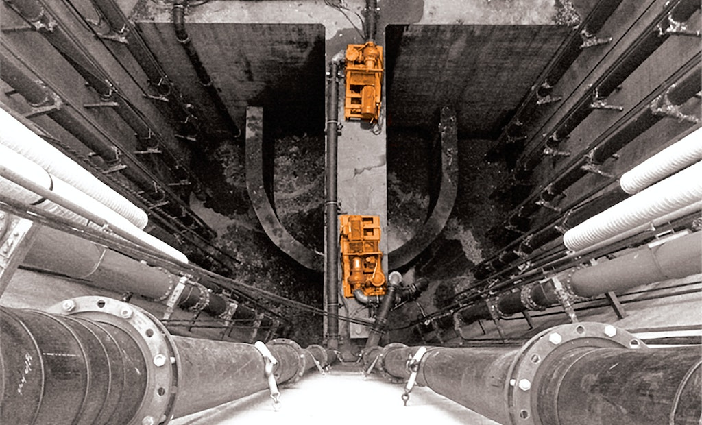 Xylem Pairs Godwin and Flygt Pumps to Assist With Emergency Tunnel Project