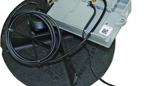 Flow Control/Monitoring Equipment - Aclara through-the-lid antenna