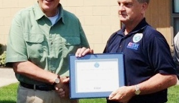 Company Recognized for Support of Employees Serving in National Guard and Reserves