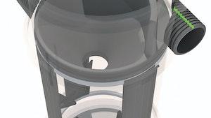 Advanced Drainage Systems Barracuda hydrodynamic separator