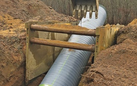 Reinforced with fiberglass, new pipe strengthens stormwater systems