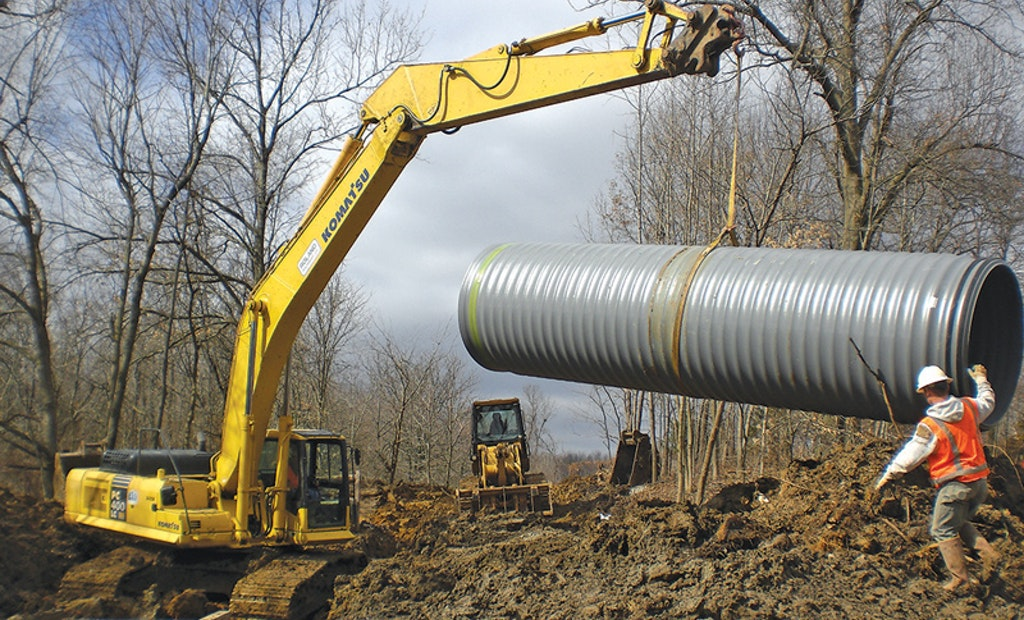 Pipelines and Infrastructure