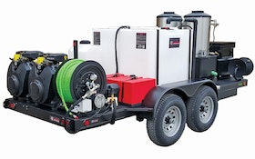Jetters - American Jetter 51T Series Hot Jetter