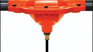 Andax Xtreme Shell pipe flange containment system