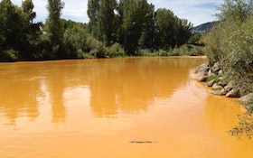 Major Wastewater Spill Result of EPA Cleanup Effort