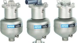 Valves - APCO ASU Combination Air Valve