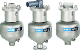 Valves - APCO ASU Combination Air Valve