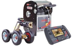 Crawler Cameras - Aries Industries Mobile Pathfinder