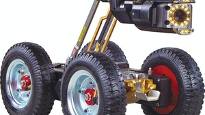 Crawler Cameras/Equipment - Aries Industries Pathfinder Transporter