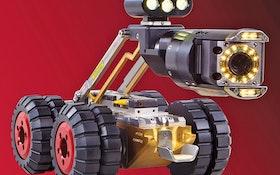 Crawler Cameras - Aries Industries Pathfinder Model TR3310