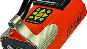 Electronic Leak Detection - Hydrogen sulfide leak detector