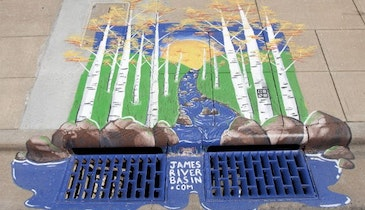 The Art Factor: Missouri's Murals Help Protect a Stormwater System