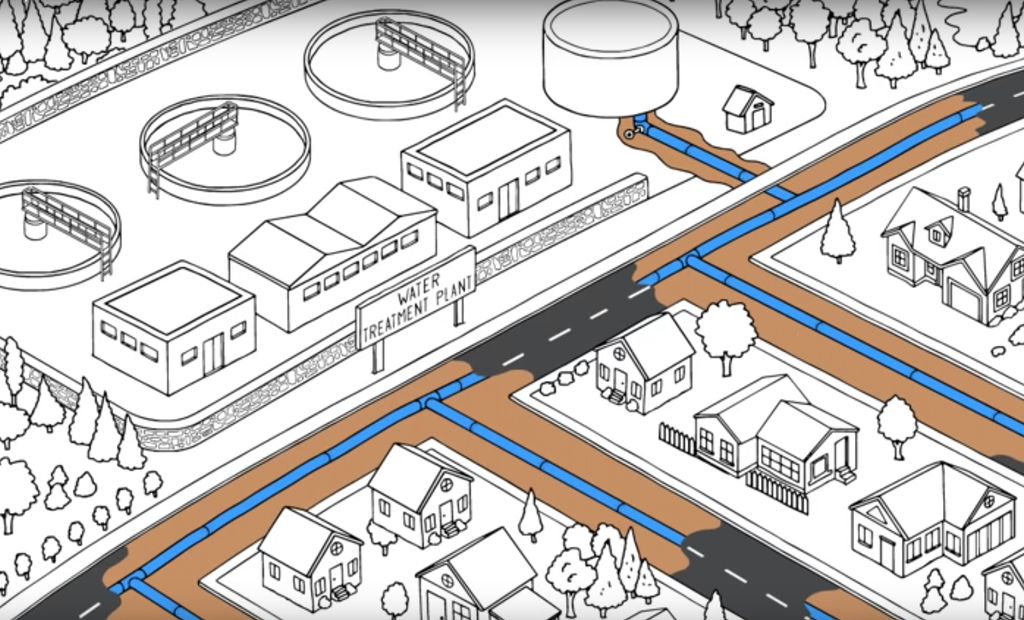 New Whiteboard Animation Helps Consumers Protect Against Lead in Drinking Water