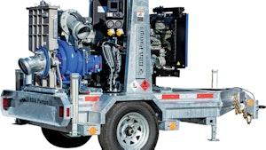 Pumps - BBA Pumps BA150E Trailer Pump Package