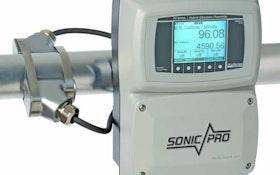 Flow Control/Monitoring Equipment - Ultrasonic flowmeter