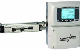 Blue-White Industries Sonic-Pro Ultrasonic Flowmeter