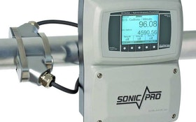 Blue-White hybrid ultrasonic flowmeters