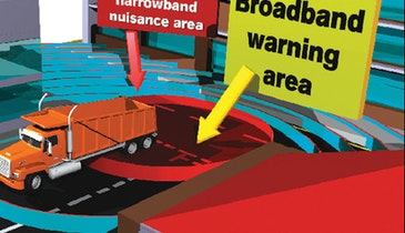 Enhance Worker Safety and Reduce Noise Pollution With Broadband Alarms