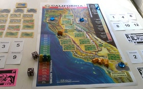 Board Game Puts Drought on the Map