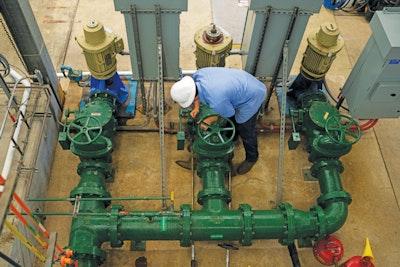Focused on Water System Renewal