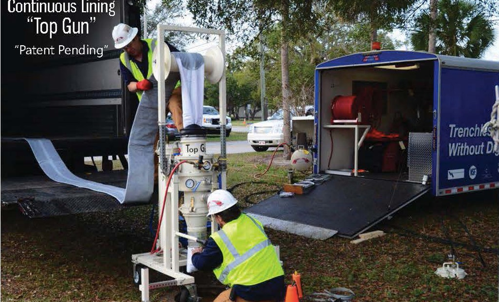Perma-Liner kicks off trenchless tour with educational presentations and live demos