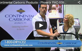 Continental Carbonic Products - Phoenix PAC-539 Portable After Cooler - 2012 Pumper & Cleaner Expo