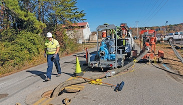 Chattanooga Wastewater System Built for Peak Flow