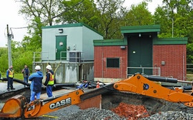 Tennessee Wastewater Utility Rebuilds