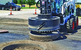Safety Equipment/Tools - Coneqtec-Universal HS-57 Manhole Saw II