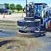 Safety Equipment/Tools - Coneqtec-Universal HS-57 Manhole Saw II