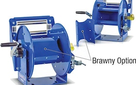 Brawny option for COXREELS 100 Series