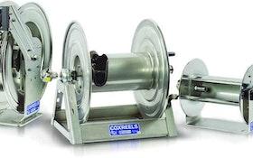 COXREELS stainless steel reels