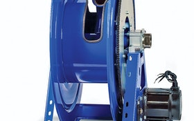 COXREELS 1195 Series motorized hose reels