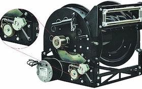 COXREELS three-way brake reel
