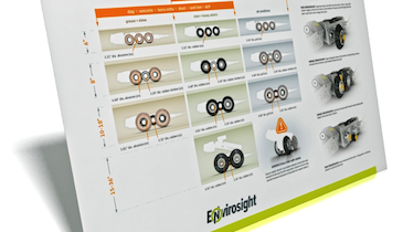 Free Wall Chart: Crawler Wheel Configuration Just Got Easier