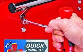 Crescent quick-convert nut driver set