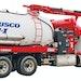 Jet/Vac Combination Trucks/Trailers - Cusco Sewer Jetter