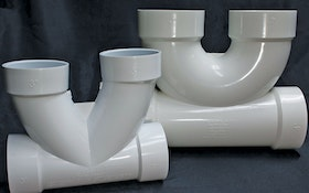 Pipe Parts/Fittings - Dallas Specialty Double Barrel 2-way PVC Cleanout
