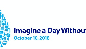Value of Water Campaign Celebrates 'Imagine a Day Without Water'