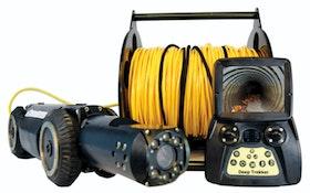 Crawler Cameras - Deep Trekker DT340 pipe crawler