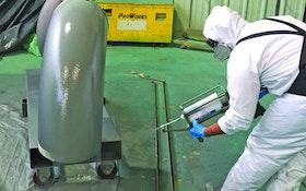 Denso two-part epoxy pipeline coating cartridge