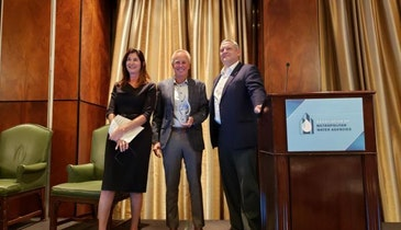 Denver Water a Two-Time Winner of National Sustainability Award