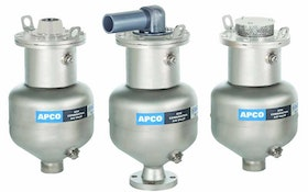 Valves - DeZURIK Water Controls APCO ASU