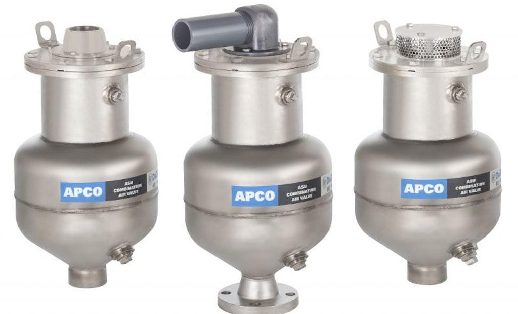 DeZURIK APCO ASU Combination Air Valves