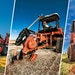 Ditch Witch turbocharged utility tractors