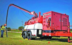 Hydroexcavation Equipment and Supplies - Ditch Witch FX65