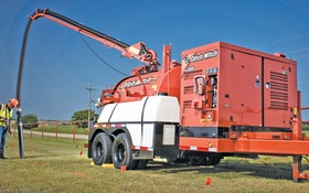 Hydroexcavators/Air Excavators - Ditch Witch FX65